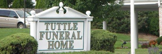 Map & Directions | Welcome to Tuttle Funeral Home located in